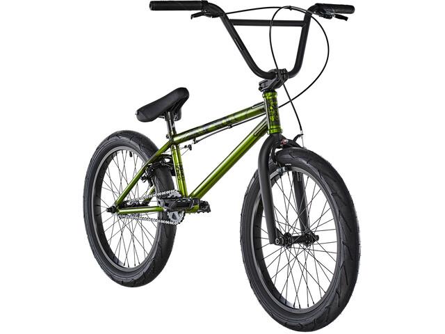 Stereo Bikes Speaker Plus BMX grøn/sort (2019) | BMX